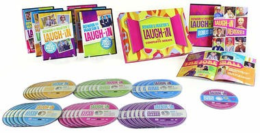DVD review of Laugh-In, the complete series