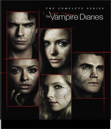 """DVD review of """"The Vampire Diaries,"""" the complete series"""