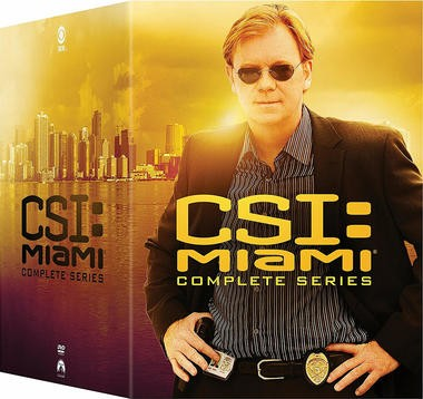 """DVD review of """"CSI: Miami,"""" the complete series"""