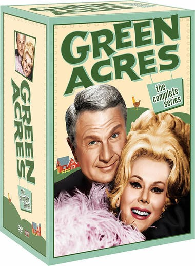 """DVD review of """"Green Acres,"""" the complete series"""