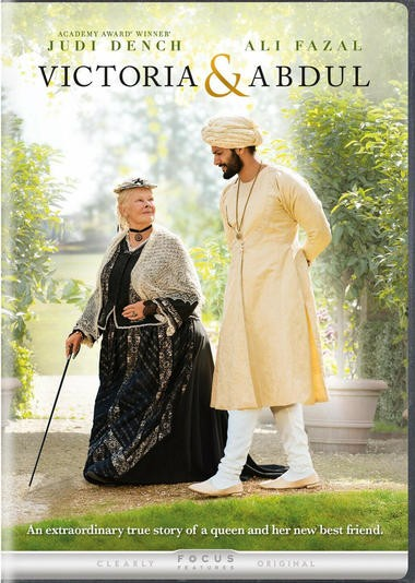 """DVD review of """"Victoria and Abdul"""" starring Judi Dench."""