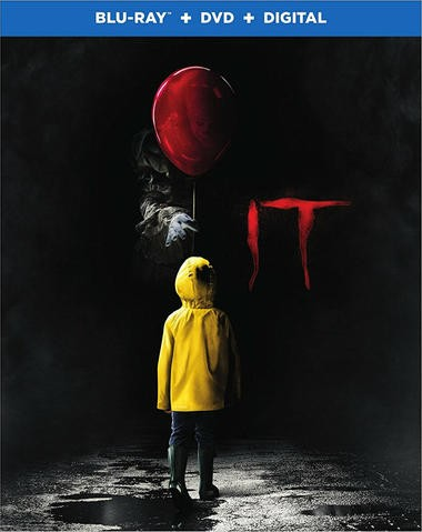 "DVD review of Stephen King's ""It."""