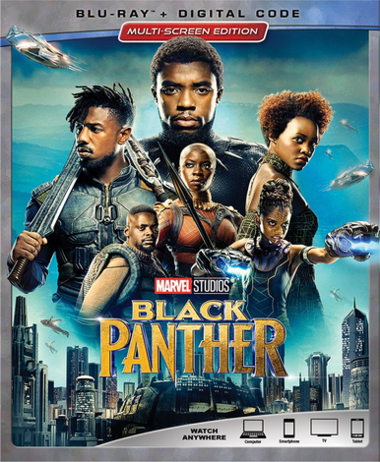 "DVD review of ""Black Panther."""