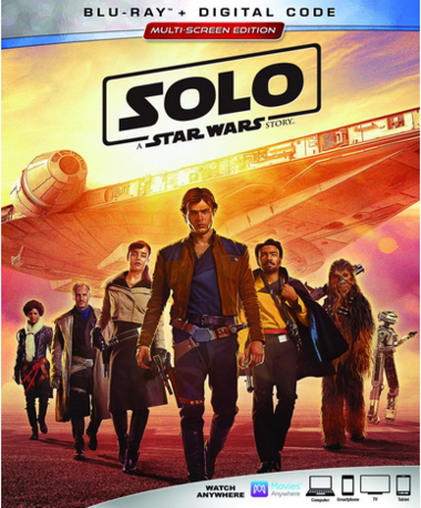"""DVD review of """"Solo: A Star Wars Story"""""""