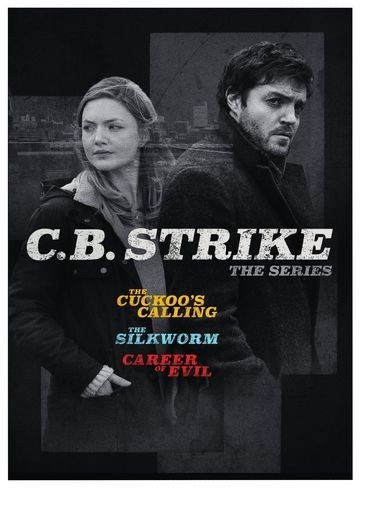 """DVD review of """"C.B. Strike: The Series,"""" written by J.K. Rowling."""