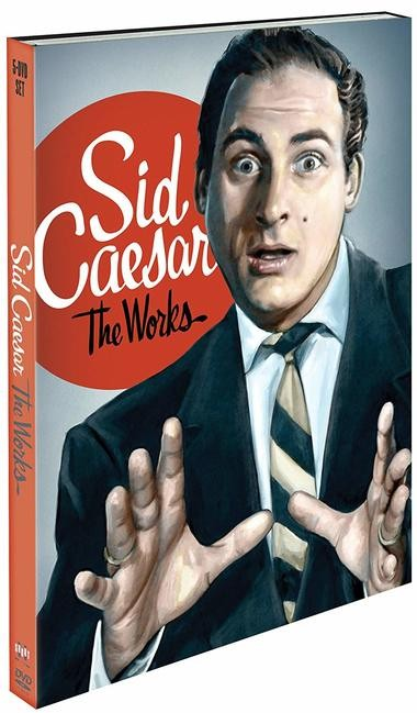 """Sid Caesar: The Works"""