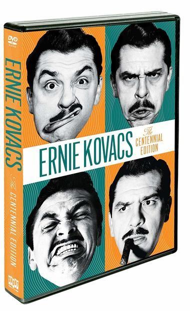 """Ernie Kovacs: Centennial Edition"""