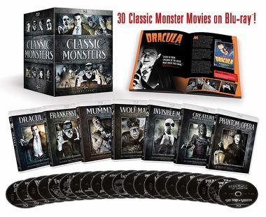 """""""Universal Classic Monsters"""""""