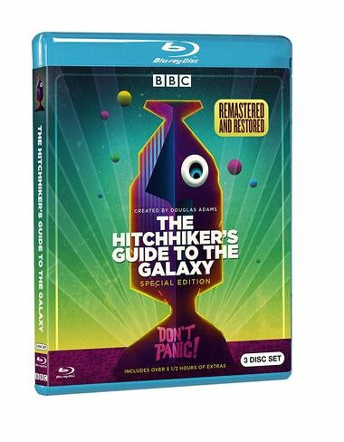 """""""The Hitchhiker's Guide to the Galaxy"""""""