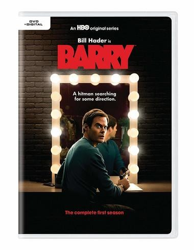 """DVD review of """"Barry"""" starring Bill Hader."""