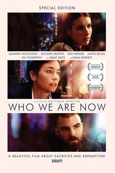 """DVD review of """"Who We Are Now"""" starring Julianne Nicholson."""