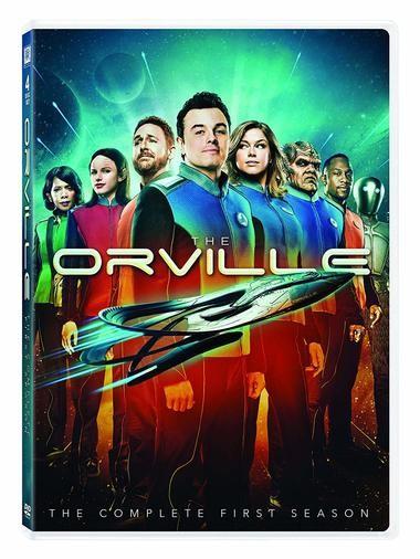 """The Orville,"" season one, starring Seth MacFarlane."