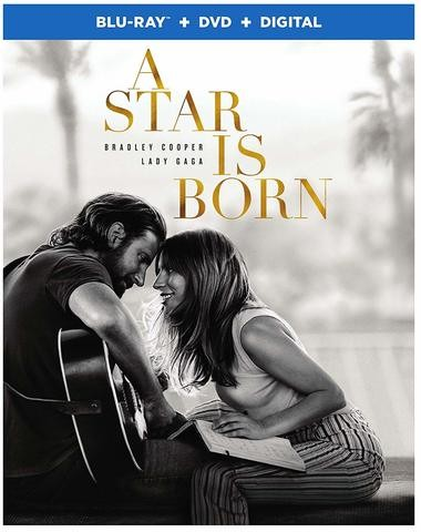 "DVD review of ""A Star is Born"" directed by Bradley Cooper."