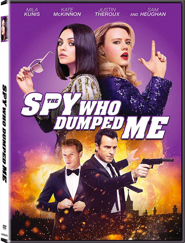 "DVD review of ""The Spy Who Dumped Me"" starring Mila Kunis."