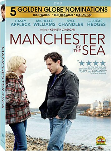 "DVD review of ""Manchester by the Sea"" starring Casey Affleck."