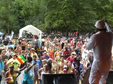 The 22nd Annual Mid West Reggae Fest jammin' this weekend at Nelson