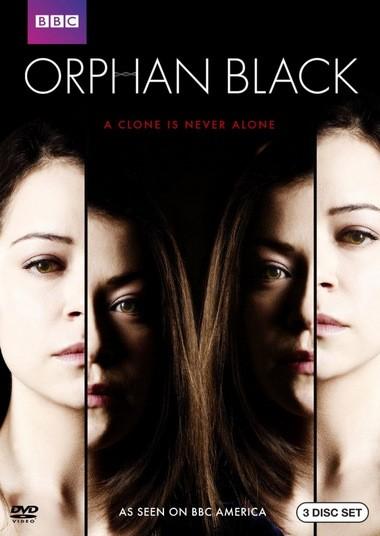 "DVD review of ""Orphan Black"" starring Tatiana Maslany."