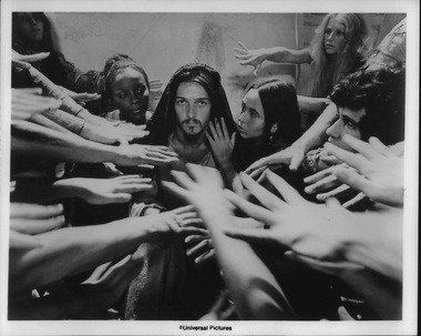 """Case Western Reserve University Film Society is showing """"Jesus Christ Superstar"""" with Ted Neeley at 7 and 9:30 p.m. Saturday."""