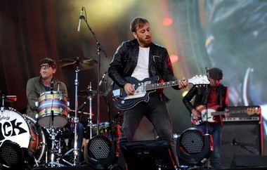 Black Keys: Expect to hear their tunes - loudly - at Cleveland Gladiators games.