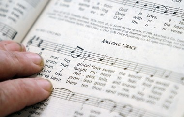 Music from the past, such as a favorite hymn, can decrease stress in a tense medical situation when it is played, or sung. A new study will quantify how much it helps.