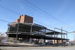 Construction on the two-story, 30,000-square-foot Central Neighborhood Clinic, at East 30th Street at Central Avenue, began in October.
