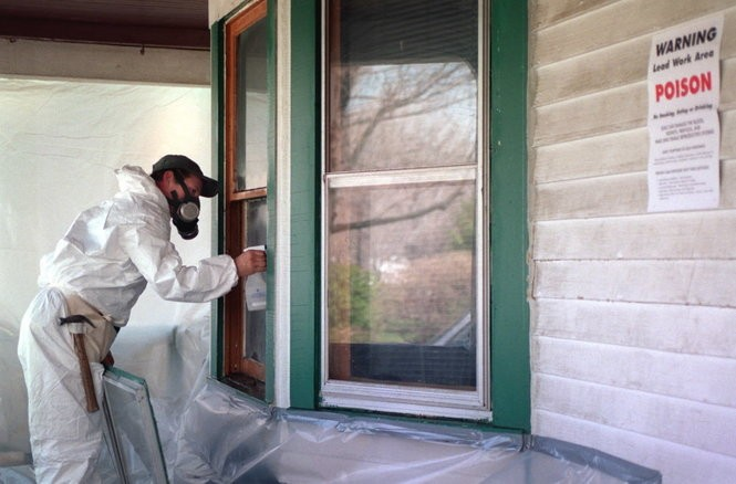Lead paint inspection and abatement