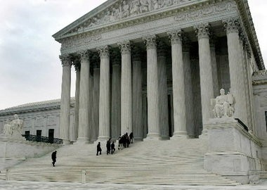 The U.S. Supreme Court will decide later this month whether or not to hear a case involving Geauga County's Edmund Corsi, a political activist and conservative blogger whose activities are the subject of an 2010 Ohio election complaint. Corsi's lawyer believes the case has broad implications for elections law here and in some other states.
