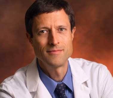 """Dr. Neal Barnard, author of the book """"Power Foods for the Brain."""""""