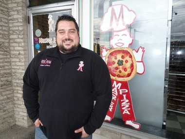 Michael LaMarca, owner of Mayfield Heights' Master Pizza, competes nationally and internationally in pizza-making competitions. LaMarca is a Mayfield Village resident.