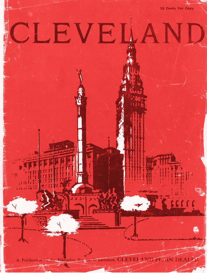 Reissuing a special 1961 magazine celebrating Cleveland's
