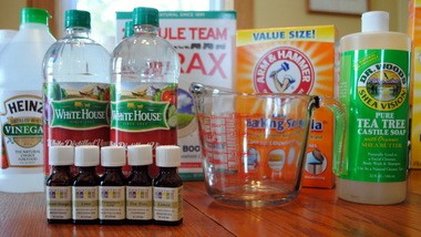 Baking soda, vinegar, borax and other common ingredients can be mixed to make effective and great-smelling household cleaning products. That'll Do Farm in Grafton offers classes in making all-natural cleaning solutions. DETAILS Natural Cleaning Products Class What: This hands-on class focuses on cleaning products made with simple, safe ingredients. When: 1-2:30 p.m. Sunday, May 19. Where: That'll Do Farm, 34634 Ohio 303, Grafton. Cost: $25, includes materials to make four cleaning products to take home. Advance registration required. 440-829-3644, thatlldofarm.com.