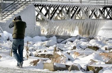 Dominion East Ohio urges conservation as Arctic temperatures