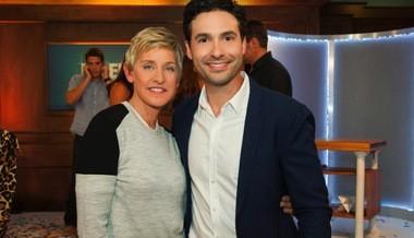 Former local man appears on Ellen DeGeneres' HGTV furniture