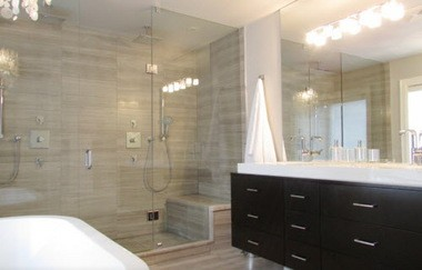 Marvelous Houzz Survey Finds Large Showers Are Hot Trend Gardening Beutiful Home Inspiration Xortanetmahrainfo