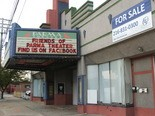 The former Parma Theater was demolished in late 2014.