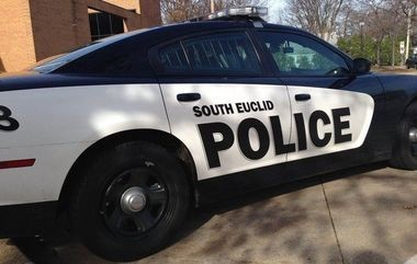 A South Euclid officer used deadly force to prevent a man from assaulting a woman in a domestic incident early Saturday.