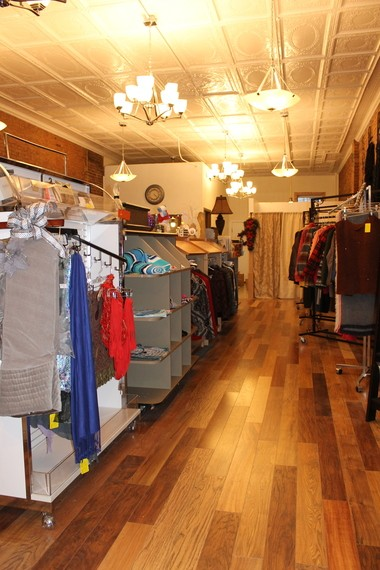 Creatively Tagged Boutique in Wadsworth offers an eclectic mix of new and gently used clothing, jewelry, accessories and household items. The store is the newest venture of Medina Creative Housing.