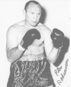 Longtime Medina resident Peter Rademacher won the gold medal for heavyweight boxing in the 1956 Olympics in Melbourne, Australia. (Photo Courtesy of Margot Skirpstas)