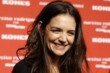 Katie Holmes will be in Cleveland for the next month to work on her latest film.