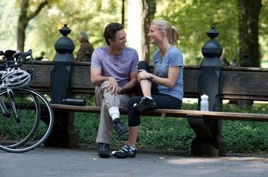 "Mark Ruffalo plays Adam, a man trying to navigate a new relationship with Phoebe (Gwyneth Paltrow) in ""Thanks for Sharing."""