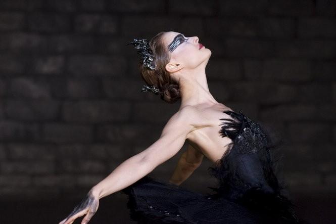 "Natalie Portman as dancer Nina Sayers in ""Black Swan,"" the movie people love to hate."
