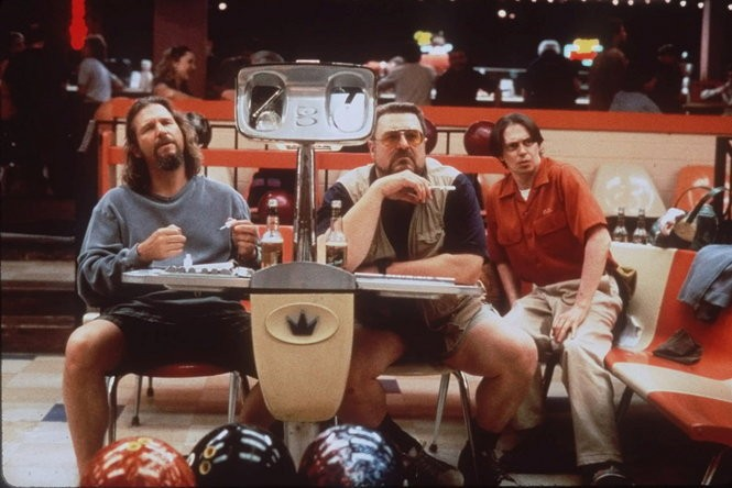 """""""The Big Lebowski,"""" with Jeff Bridges, John Goodman and Steve Buscemi, holds up to multiple-multiple viewings."""