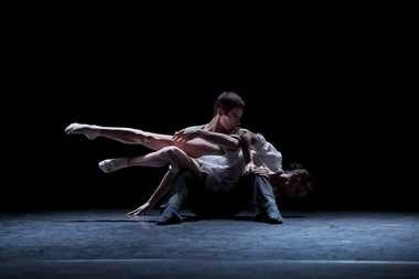 DanceCleveland presented Italy's Spellbound Contemporary Ballet in November at the Ohio Theatre in PlayhouseSquare.