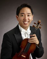 Violinist Yun-Ting Lee is the newest member of the Cleveland Orchestra's second violin section.