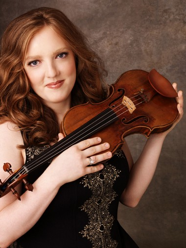 "Violinist Rachel Barton Pine commenced her ""Mozart Violin Concerto Tour"" Wednesday, performing Mozart's Violin Concerto No. 4 with CityMusic Cleveland at Fairmount Presbyterian Church in Cleveland Heights."