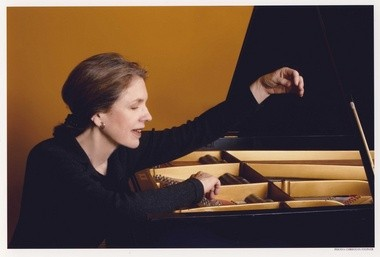 Composer Margaret Brouwer and her Blue Streak Ensemble are coming to Hudson soon with a program featuring music from her upcoming CD and several other contemporary works.