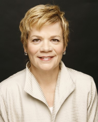Marin Alsop, music director of the Baltimore Symphony Orchestra, gave the keynote address Tuesday at the 2014 Creative Voices Arts Education Day at Playhouse Square.