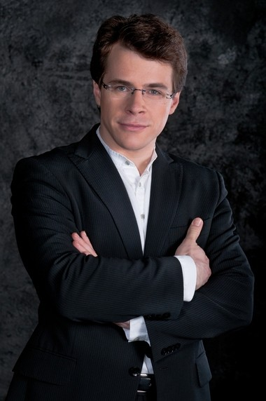 Conductor Jakub Hrusa led the Cleveland Orchestra last week in a program of Dvorak, Janacek and Mussorgsky.