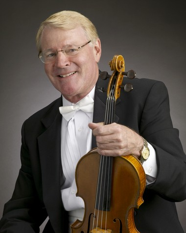 Robert Vernon, principal violist of the Cleveland Orchestra, was the featured guest of a special season finale Monday night at the Rocky River Chamber Music Society.