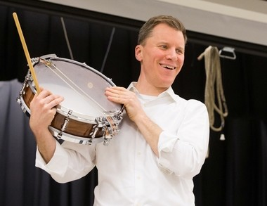 Thomas Sherwood, principal percussionist of the Atlanta Symphony Orchestra, is the newest member of the Cleveland Orchestra's percussion section. His appointment was announced Tuesday.